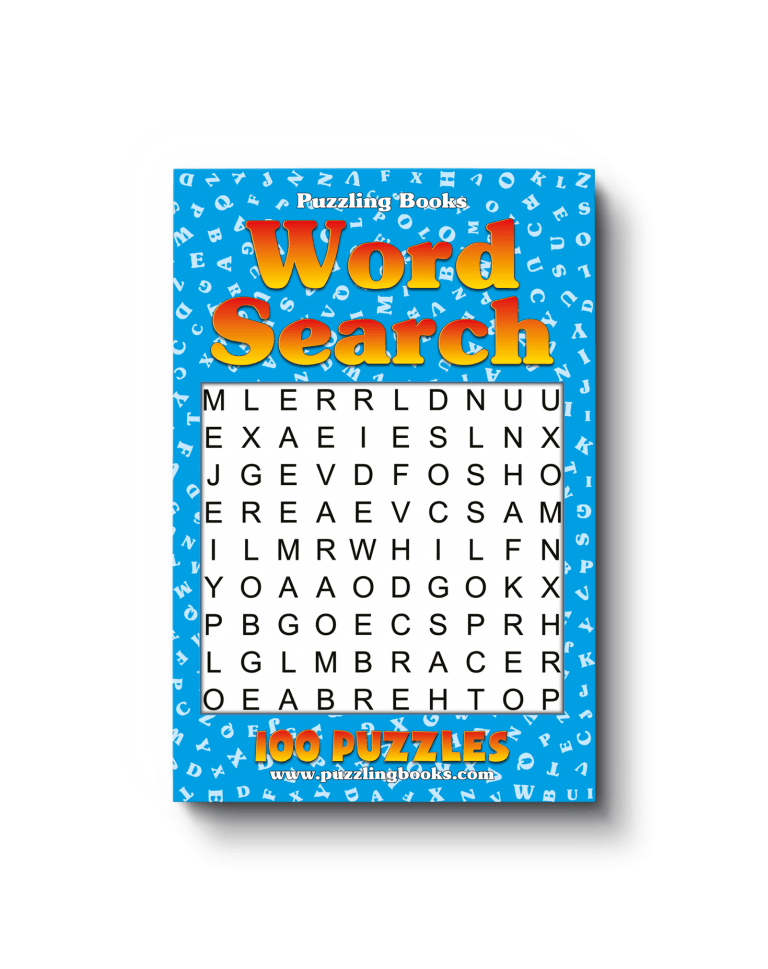100 fun stimulating word puzzles for adults